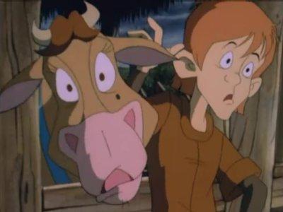 Dessins animés : Jack et le Haricot Magique (Martin Gates)