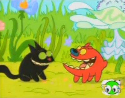 Dessins animés : Jack et Marcel
