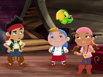 Dessins animés : Jake et les Pirates du Pays imaginaire (Jake and the Never Land Pirates)