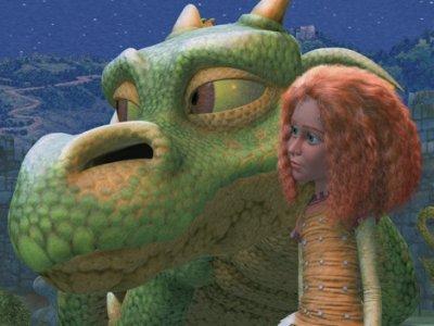 Dessins animés : Jane et le Dragon