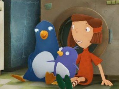 Dessins animés : Jasper le pingouin