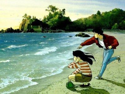 Dessins Animés : Je peux entendre l'océan (Umi ga kikoeru)