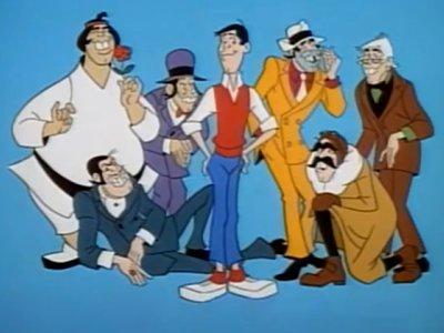 Dessins animés : Jerry Lewis