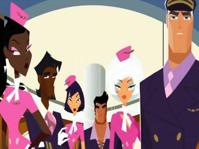 Dessins animés : Jet Groove