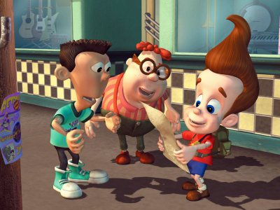 Dessins Animés : Jimmy Neutron