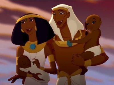 Dessins animés : Joseph le roi des rêves