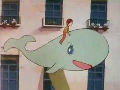 Dessins animés : Joséphine la baleine