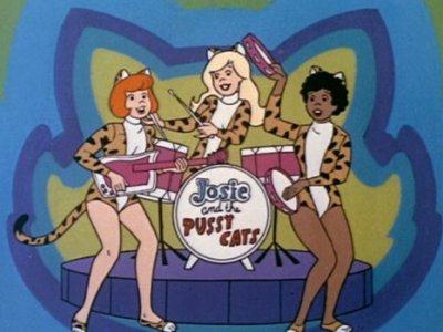 Dessins animés : Josie et les Pussycats (Josie and the Pussycats)
