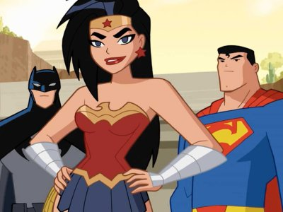 Dessins animés : Justice League Action