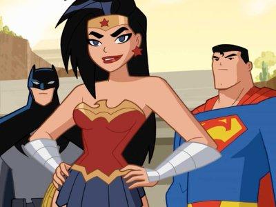 Dessins animés : Justice League Action