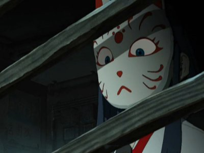 Dessins Animés : Kakurenbo (カクレンボ)