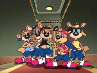 Dessins animés : Kangoo Juniors