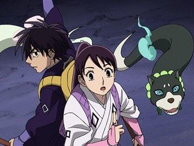 Dessins Animés : Kekkaishi