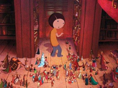 Dessins animés : Kérity la maison des contes