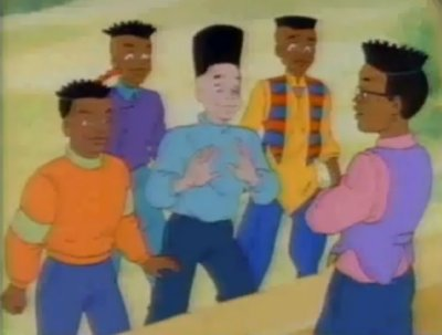 Dessins Animés : Kid'n'Play