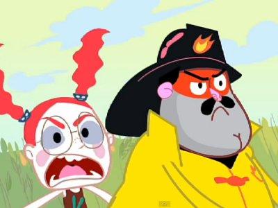 Dessins Animés : Kika et Bob
