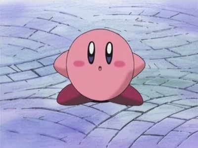 Dessins animés : Kirby