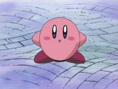 Dessins Animés : Kirby