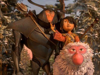 Dessins animés : Kubo et l'Armure magique