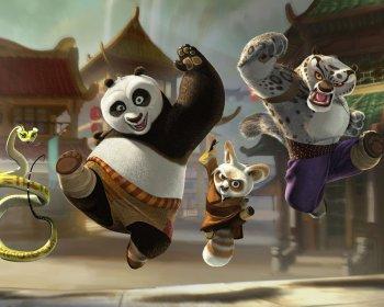 Dessins animés : Kung Fu Panda