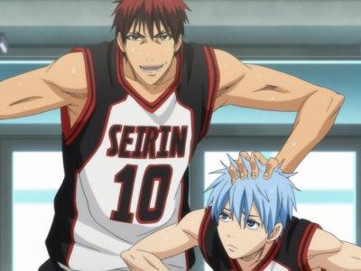 Dessins animés : Kuroko's Basket