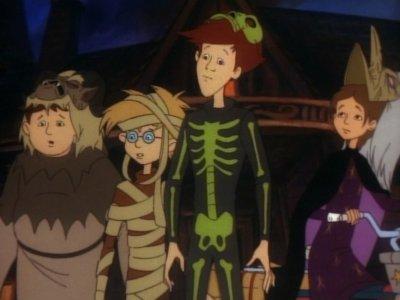 Dessins Animés : L'Arbre d'Halloween (The Halloween Tree)