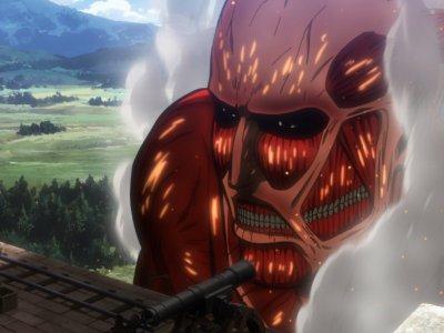 Dessins Animés : L'Attaque des Titans