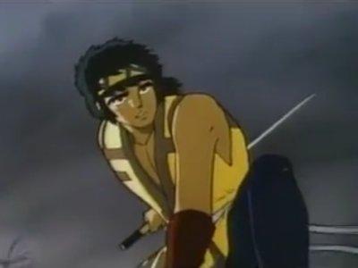 Dessins animés : L'Epée de Kamui (Dagger of Kamui)