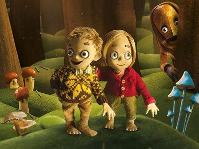 Dessins animés : L'étrange forêt de Bert et Joséphine