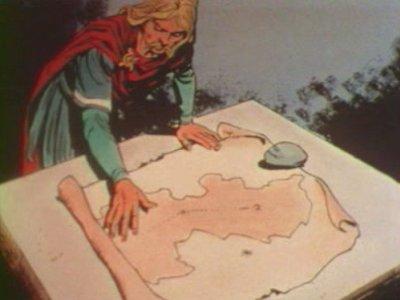 Dessins animés : L'Histoire de France en bandes dessinées télévisées