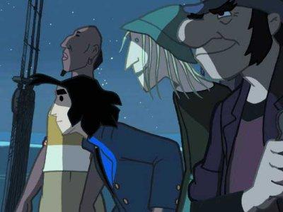 Dessins animés : L'Ile de Black Mor