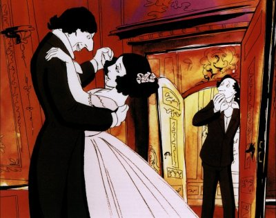 Dessins animés : L'Ombre d'Andersen