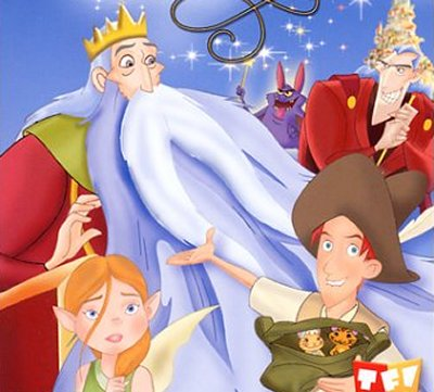 Dessins animés : La Barbe du Roi