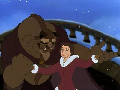 Dessins animés : La Belle et la Bête 2 : Le Noël enchanté (Walt Disney)