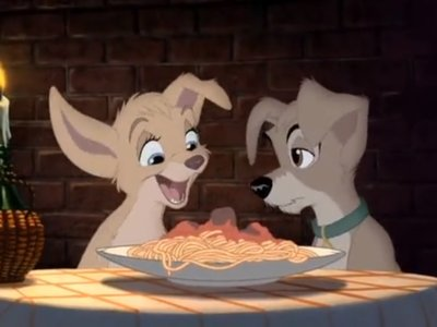 Dessins animés : La Belle et le Clochard 2 : L'appel de la rue (Lady and the Tramp II: Scamp's Adventure)