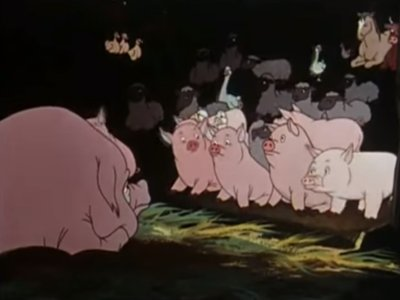 Dessins animés : La Ferme des animaux