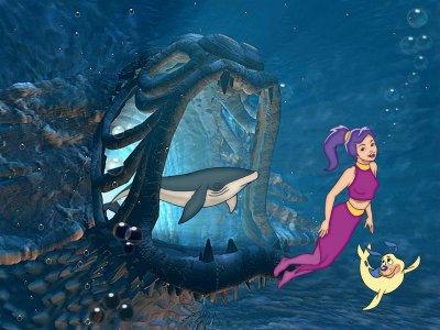 Dessins animés : La Fille de l'Océan (The new adventures of the ocean girl)