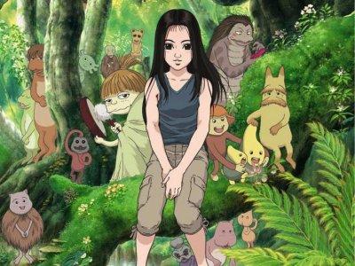 Dessins animés : La Forêt de Miyori