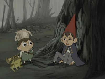Dessins Animés : La Forêt de l'Étrange (Over the Garden Wall)