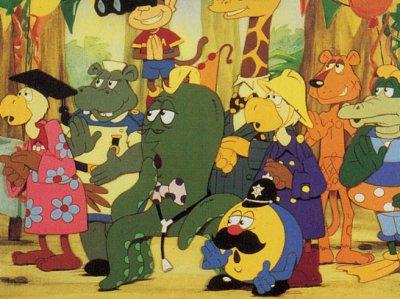 Dessins animés : La Jungle en Fête (Juniper Jungle)