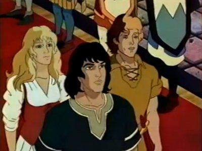 Dessins animés : La légende de Prince Vaillant (Prince Valiant)