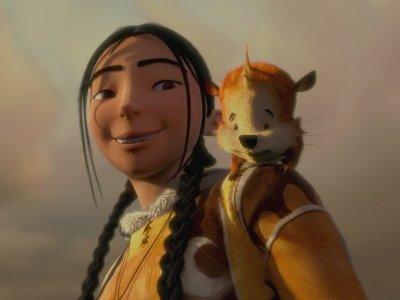 Dessins animés : La Légende de Sarila