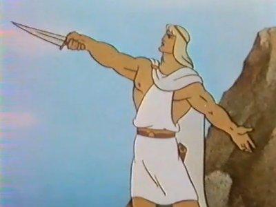 Dessins animés : La Légende de Thésée
