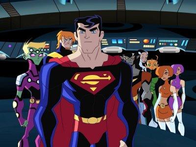 Dessins animés : La Légende des Super-Héros