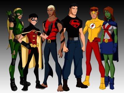 Dessins animés : La Ligue des justiciers : Nouvelle Génération