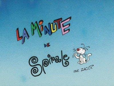 Dessins animés : La Minute de Spirale