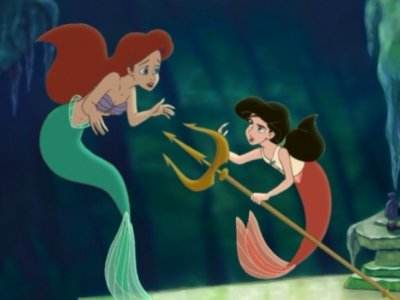 Dessins Animés : La Petite Sirène 2 : Retour à l'océan (The Little Mermaid II: Return to the Sea)