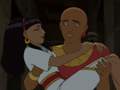 Dessins animés : La Princesse du Nil