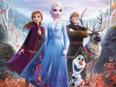 Dessins Animés : La Reine des neiges 2 (Frozen 2)