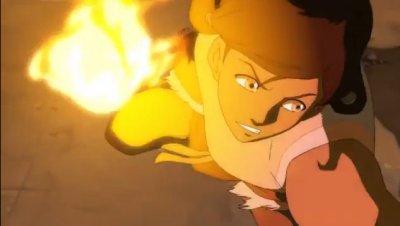 Dessins animés : La légende de Korra
